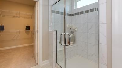 Chesapeake Homes -  The Boardwalk Owner's Bath