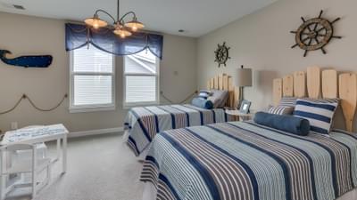 Chesapeake Homes -  The Boardwalk Bedroom 4