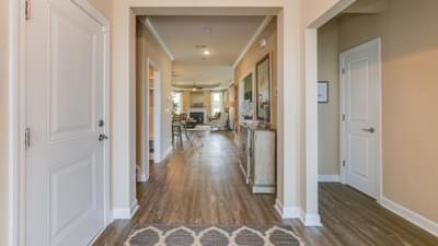Chesapeake Homes -  The Shorebreak Foyer