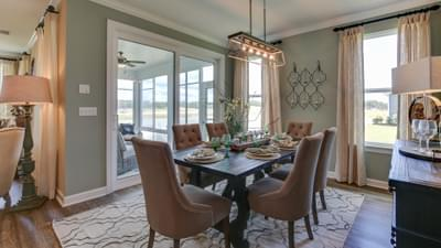 Chesapeake Homes -  The Shorebreak Dining Room