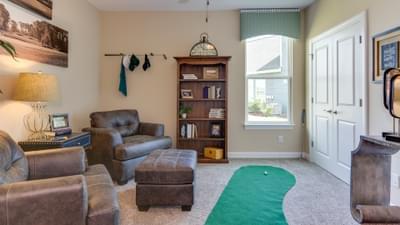 Chesapeake Homes -  The Shorebreak Bedroom 3
