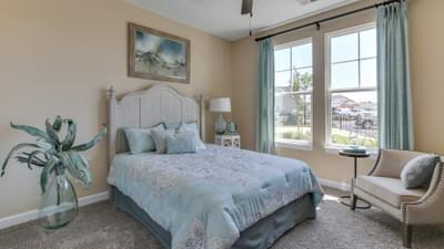 Chesapeake Homes -  The Shorebreak Bedroom 2