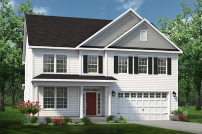 Chesapeake Homes -  The Sierra Elevation C