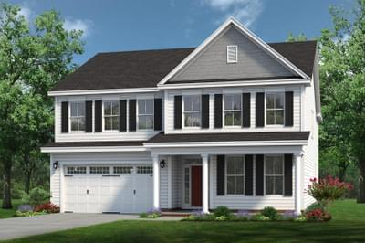 Chesapeake Homes -  The Arietta Elevation B
