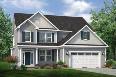 Chesapeake Homes -  The Aria Elevation B
