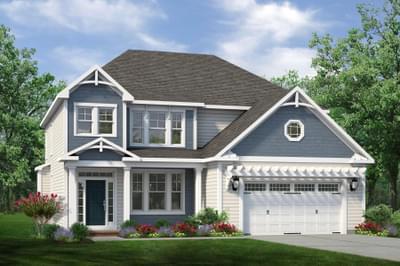 Chesapeake Homes -  The Aria Elevation E