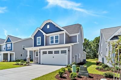 Chesapeake Homes -  The Hibiscus