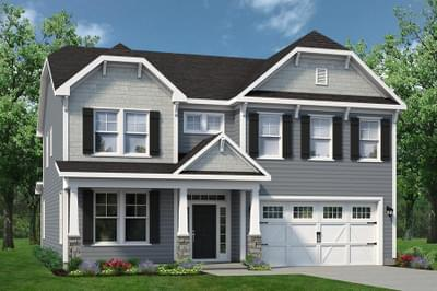Chesapeake Homes -  The Waverunner
