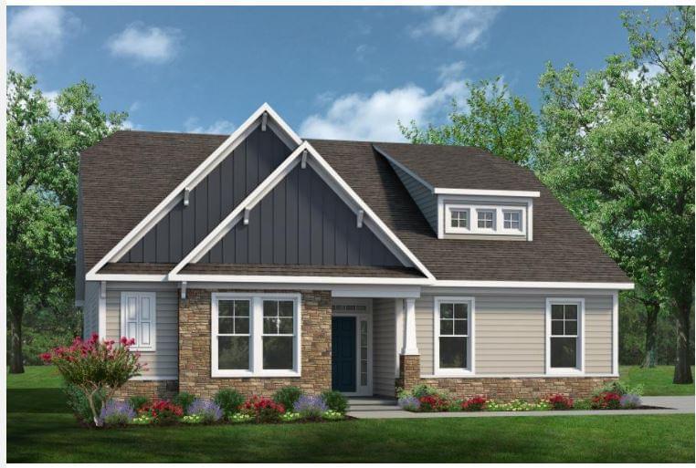 Chesapeake Homes Elevation A