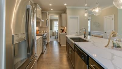 Chesapeake Homes -  The Violet Kitchen