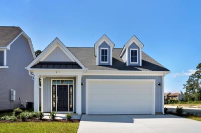 Chesapeake Homes -  The Jasmine