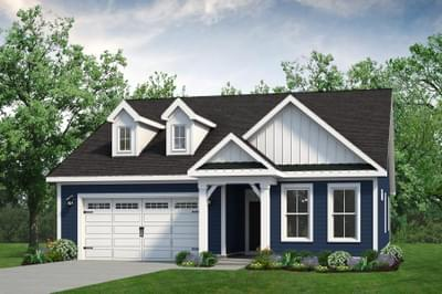 Chesapeake Homes -  The Palmetto