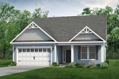 Chesapeake Homes -  The Longboard
