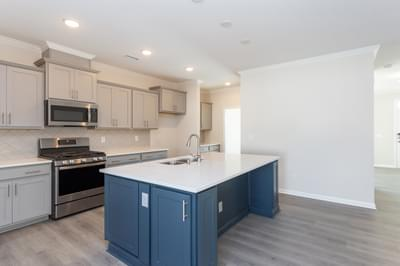 Chesapeake Homes -  The Sage Kitchen