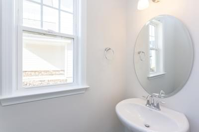 Chesapeake Homes -  The Sage Powder Room