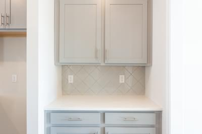 Chesapeake Homes -  The Sage Butler's Pantry