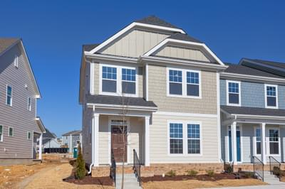 Chesapeake Homes -  The Sage Exterior