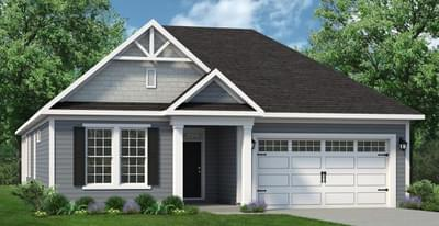 Chesapeake Homes -  The Shorebreak Elevation C