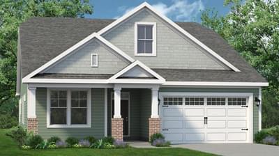 Chesapeake Homes -  The Boardwalk Elevation D