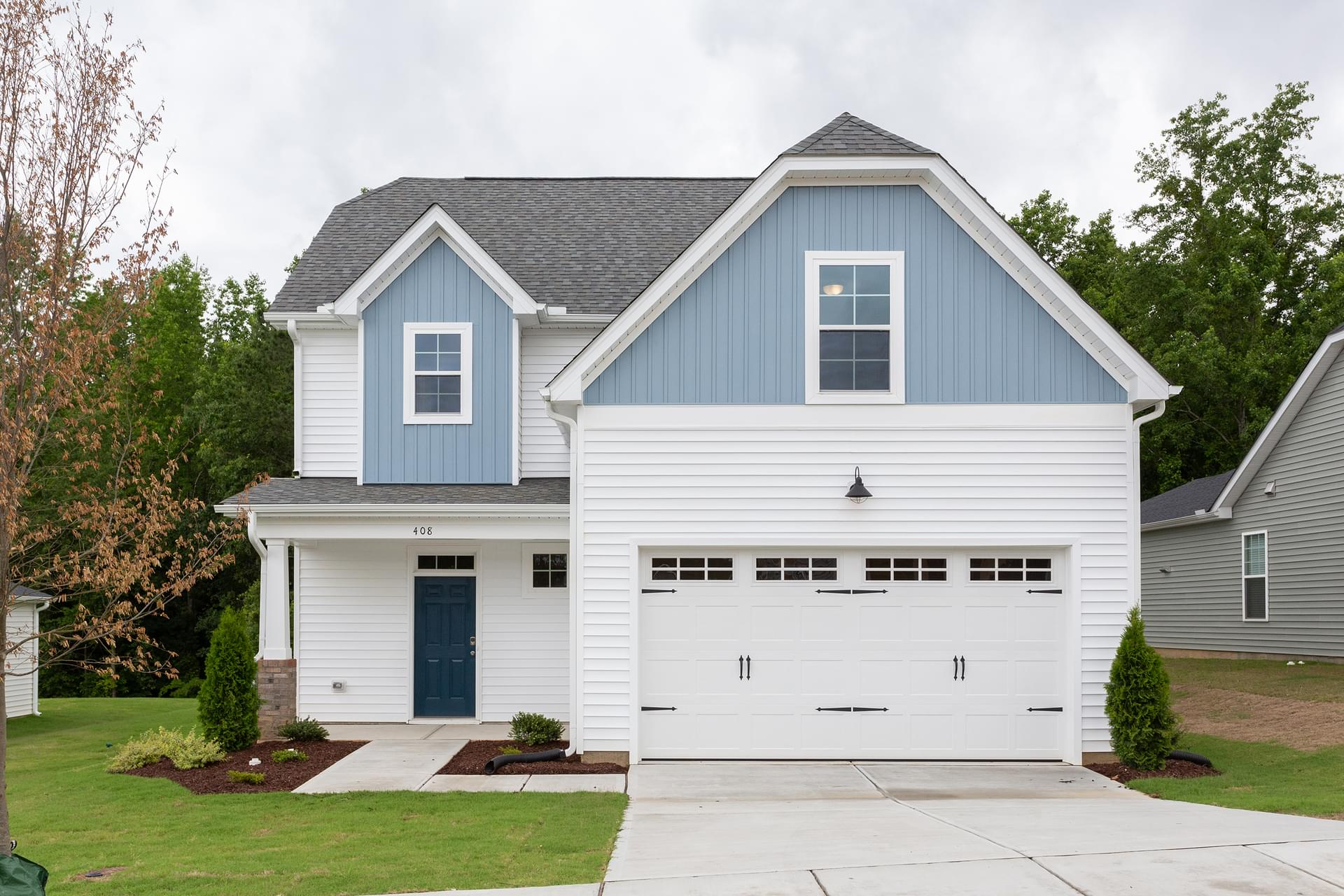 Chesapeake Homes Exterior of Willow Image