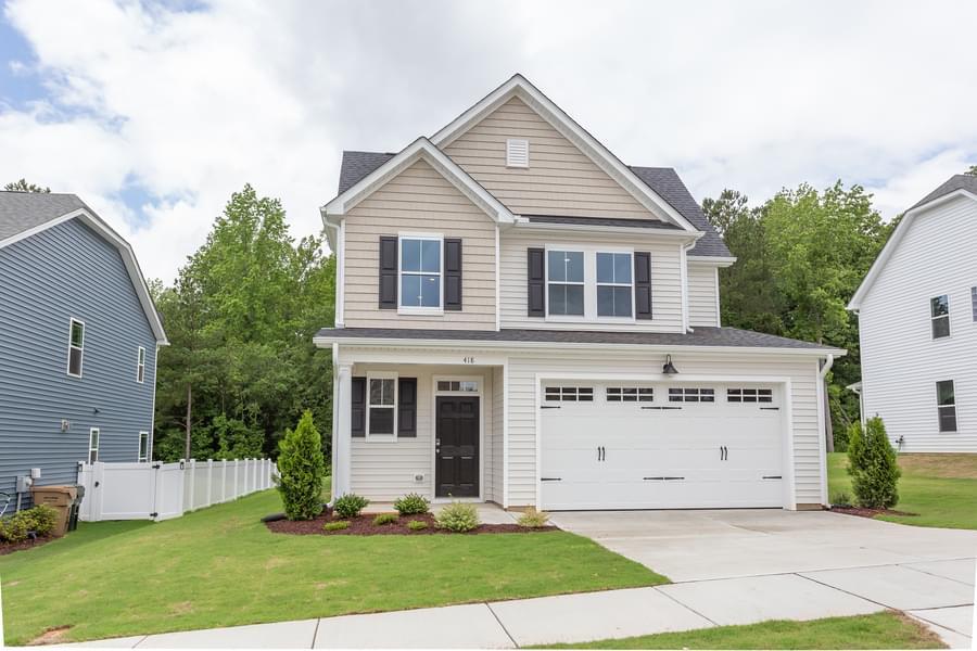 Chesapeake Homes Hibiscus Exterior Image