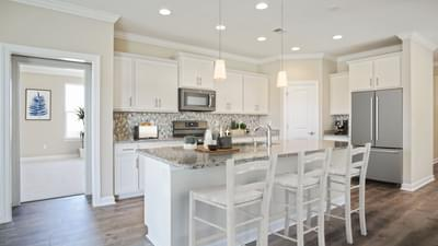 Chesapeake Homes -  The Coastline Kitchen