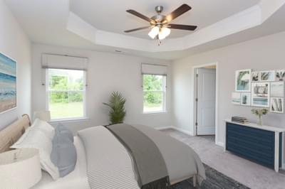 Chesapeake Homes -  The Sycamore Owners Suite