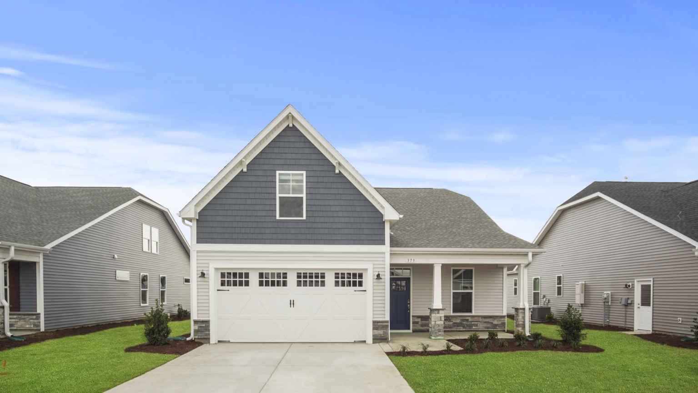 Chesapeake Homes Seaspray Exterior Image