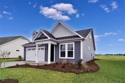 Chesapeake Homes -  The Palmetto