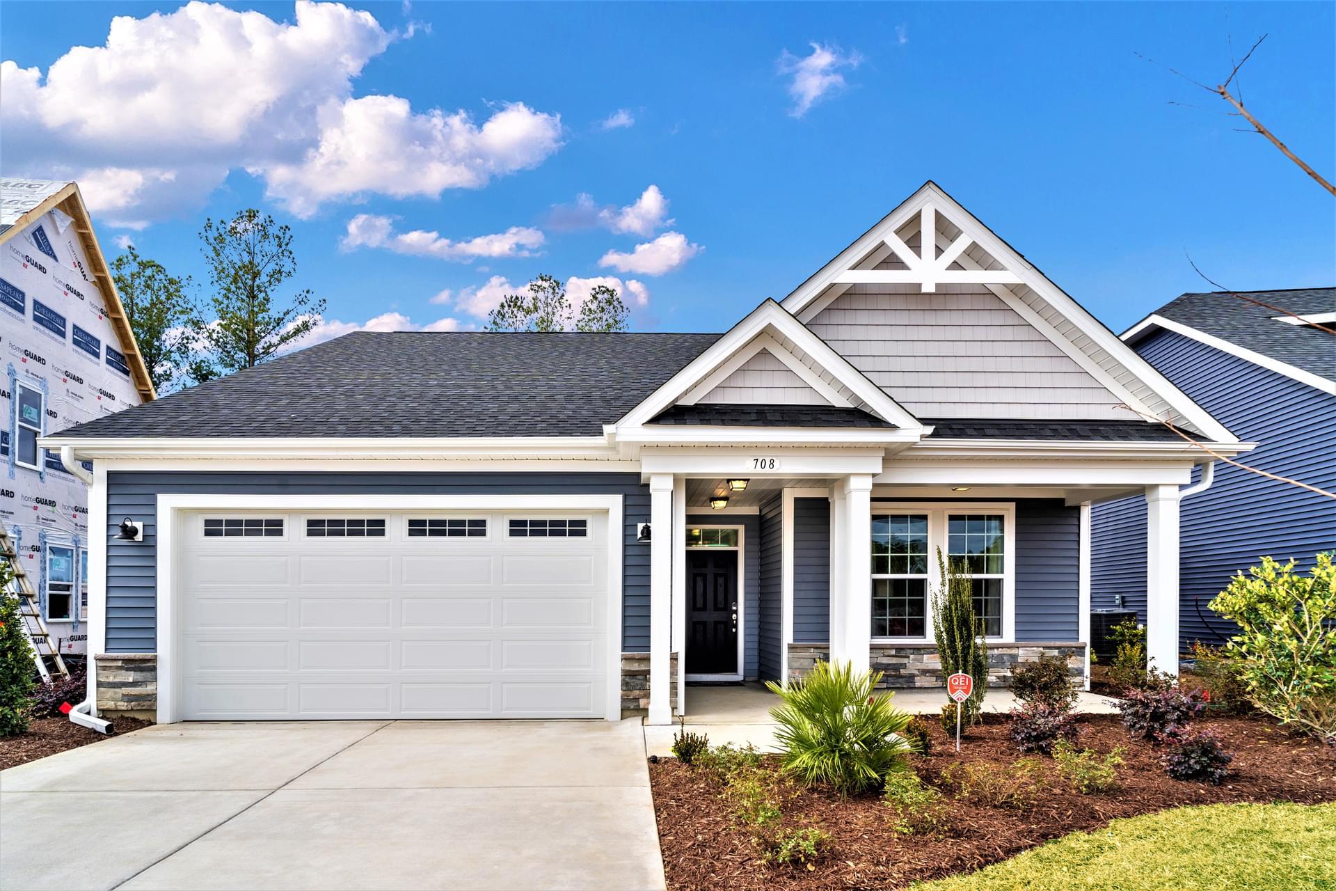 Chesapeake Homes Elevation C