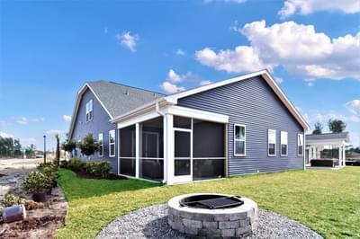 Chesapeake Homes -  Heritage Park at Longs