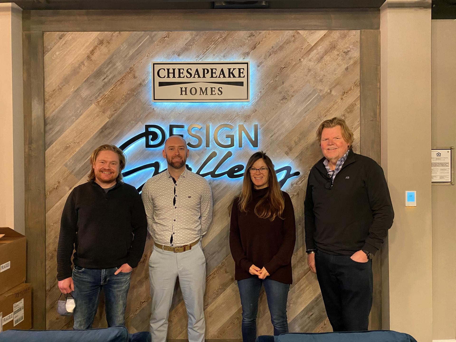 Chesapeake Homes Plans Reimagined with Woodley Architectural Group