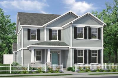 Chesapeake Homes -  The Mai Tai Elevation A