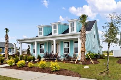 Chesapeake Homes -  The Bahama Mama Exterior