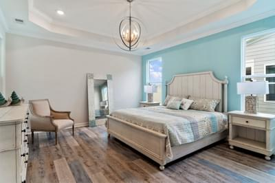 Chesapeake Homes -  The Bahama Mama Owner's Suite