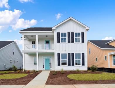 Chesapeake Homes -  The Mai Tai Exterior