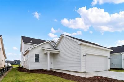 Chesapeake Homes -  The Mai Tai Rear Exterior