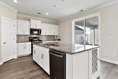 Chesapeake Homes -  The Mai Tai Kitchen