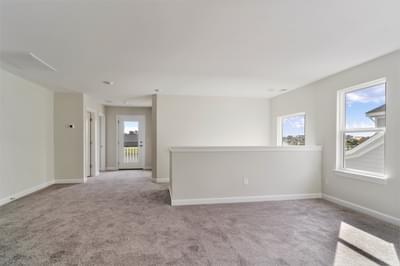 Chesapeake Homes -  The Mai Tai Bonus Room