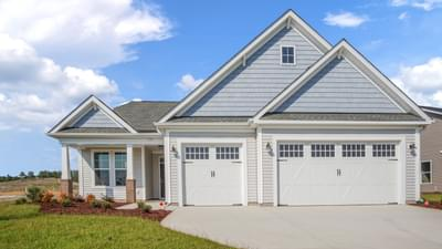 Chesapeake Homes -  Bridgewater - Seaglass Village
