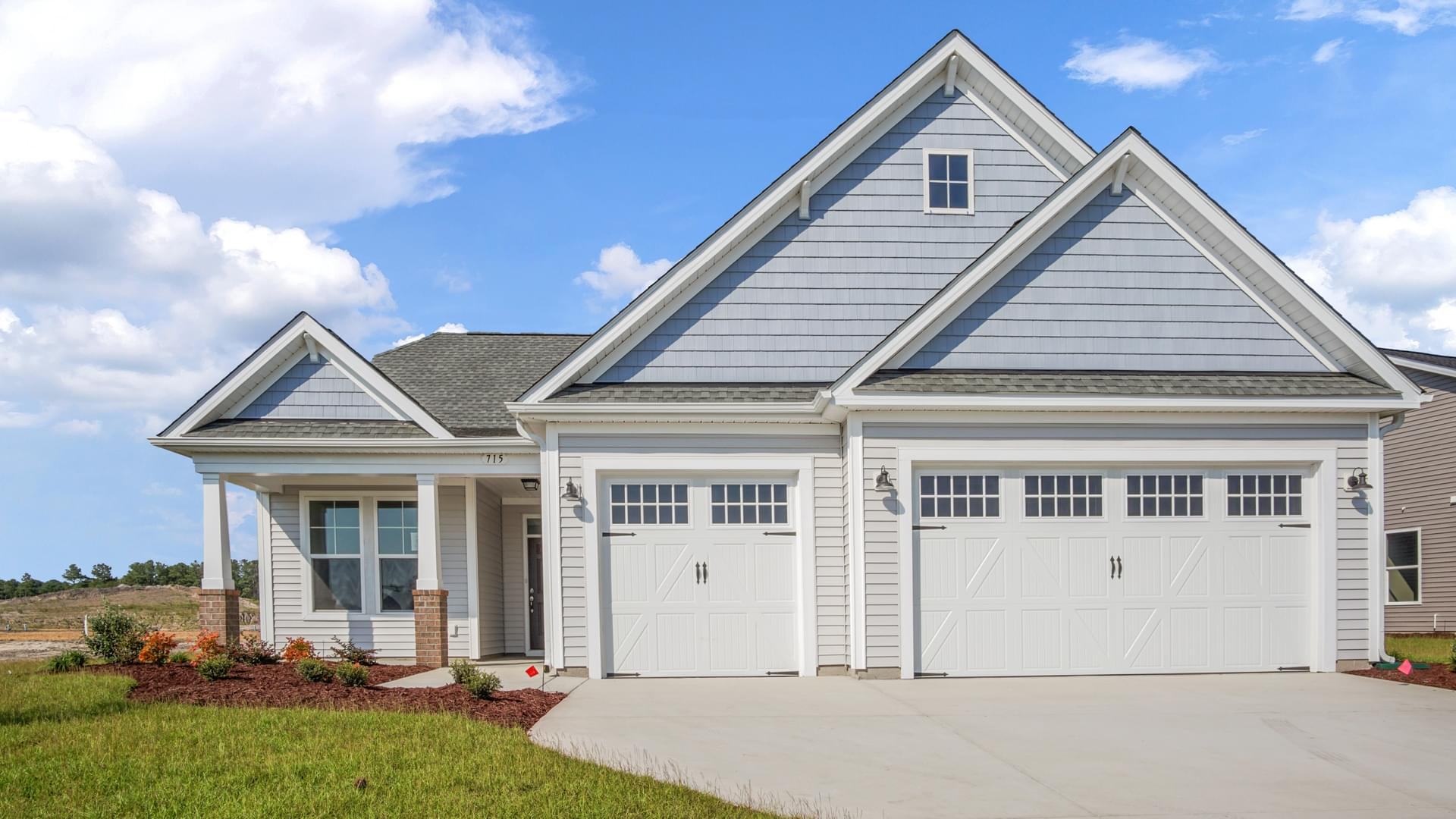 Chesapeake Homes The Coral Reef Exterior