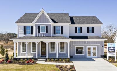 Chesapeake Homes -  The Preserve at Lake Meade
