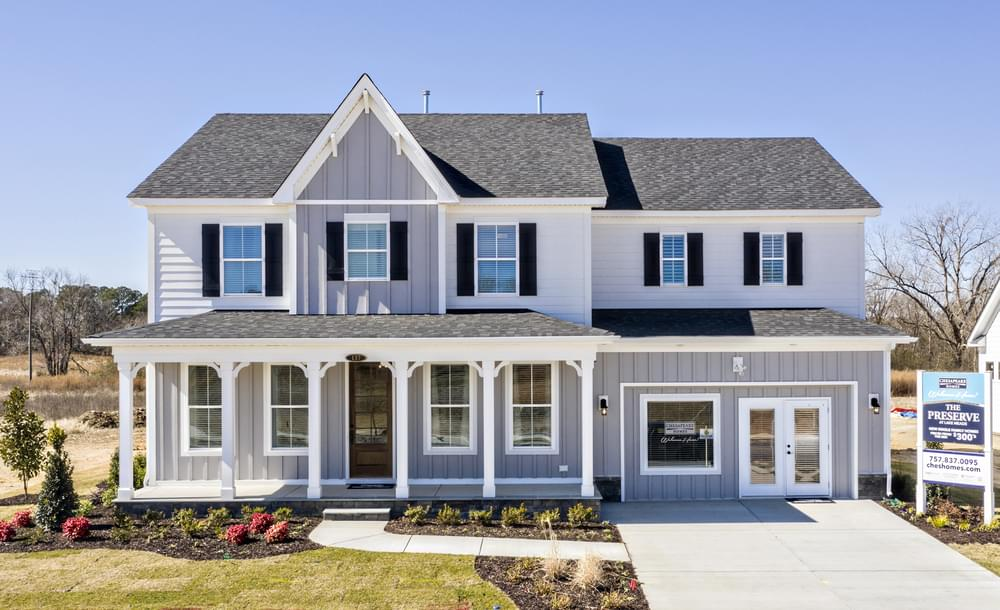 4br New Home in Suffolk, VA