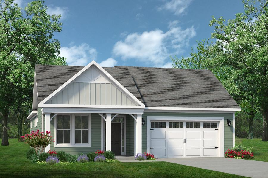 Chesapeake Homes -  The Endless Summer Elevation E