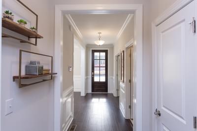 Chesapeake Homes -  The Lilac Foyer