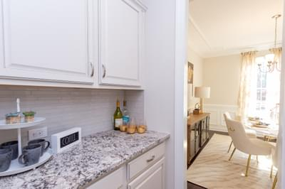 Chesapeake Homes -  The Lilac Butler's Pantry