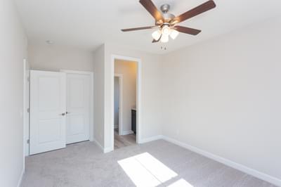 Chesapeake Homes -  Shadow Creek Bedroom