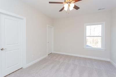 Chesapeake Homes -  The Lilac Bedroom