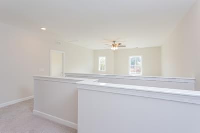 Chesapeake Homes -  The Lilac Upstairs Hallway