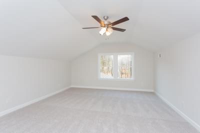 Chesapeake Homes -  Shadow Creek Bonus Room